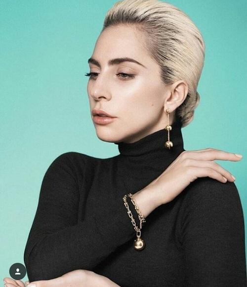 Tiffany & Co.邀請Lady Gaga成為品牌代言人。