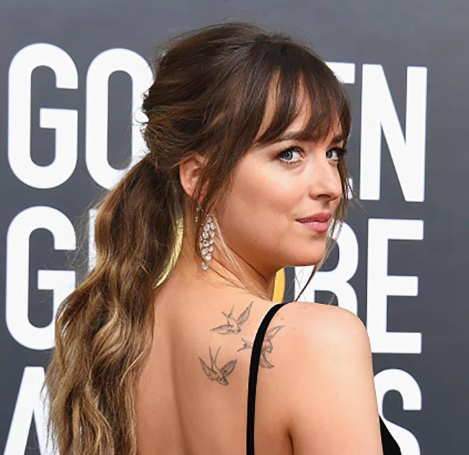 "NBC's ""75th Annual Golden Globe Awards"" - Arrivals"