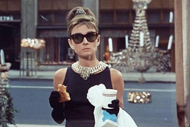 1961年電影《珠光寶氣》(Breakfast at Tiffany's)劇照
