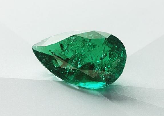 Muzo Green Emerald from Muzo Mine