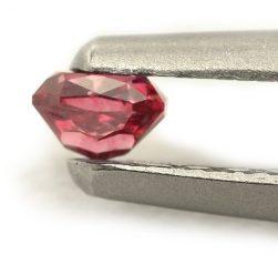 2. 已切割紅鑽石