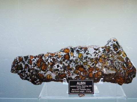 橄欖石鐵隕石2
