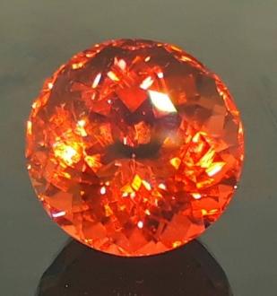 4.橙色碧璽