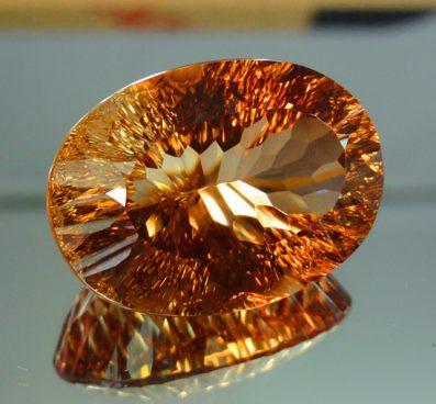6.橙色托帕石